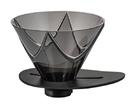 金時代書香咖啡 HARIO V60 MUGEN 無限濾杯 黑樹脂濾杯1-2杯 VDMU-02-TB (歡迎加入Line@ID:@kto2932e詢問)
