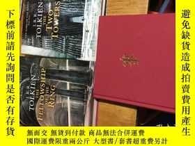 二手書博民逛書店Lord罕見of the Rings by J.R.R.Tolk