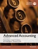 二手書博民逛書店 《Beams: Advanced Accounting, Global Edition》 R2Y ISBN:9781292059341