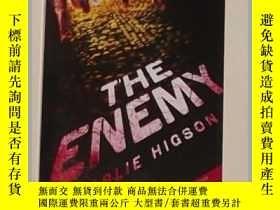 二手書博民逛書店《罕見The Enemy 》[Paperback] Charli