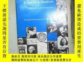 二手書博民逛書店TOWARD罕見CIVILIZATION(04)Y180897