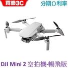 DJI Mini 2 空拍機 (送 128G記憶卡 U3+束口袋背包)【聯強代理】公司貨,分期0利率