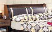 【新北大】R315-2 布里斯5尺床頭箱(不含其他物品) -2019購