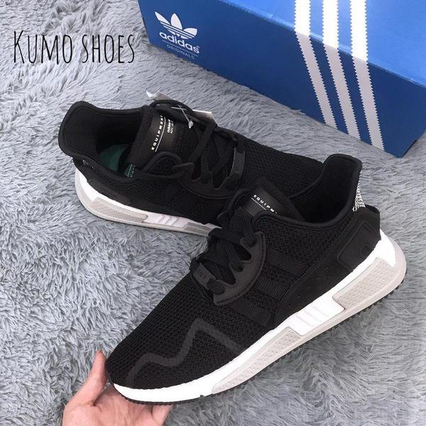 Adidas Originals EQT Cushion ADV 黑白 男鞋 BY9506