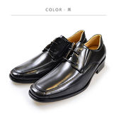 Waltz-「MIT」素面經典紳士鞋 212185-02黑
