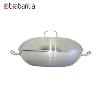 荷蘭BRABANTIA Favourite系列5層不銹鋼30公分炒鍋