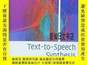 二手書博民逛書店【罕見】Text-to-speech Synthesis 2009年出版Y175576 Paul Taylor