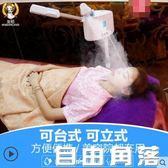金稻蒸臉器雙噴美容儀補水儀納米噴霧器臉部美容院儀器冷熱噴霧機  自由角落