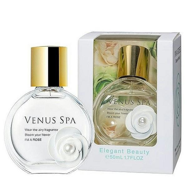 Venus Spa Elegant Beauty 優雅系女孩淡香精 50ml