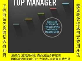 二手書博民逛書店Becoming罕見A Top Manager: Tools and Lessons in Transitioni