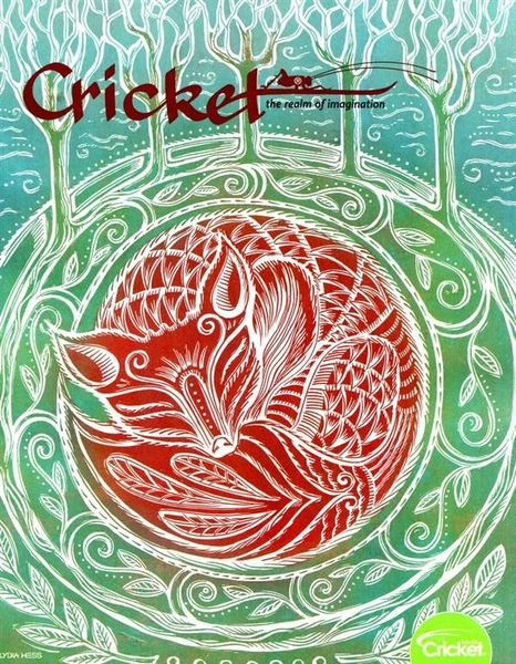 Cricket 1月號/2019