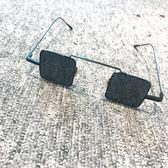 全館8折上折明天結束兒童太陽鏡小孩墨鏡寶寶眼鏡方框金屬遮陽鏡凹造型款