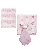 奇哥純棉紗布被禮盒-小鳥 (TLC69900P) 1410元+附奇哥紙袋