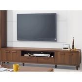 電視櫃 PK-709-3 北歐7尺電視櫃【大眾家居舘】