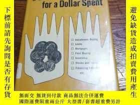 二手書博民逛書店HOW罕見to Get a DoIlar's Value for