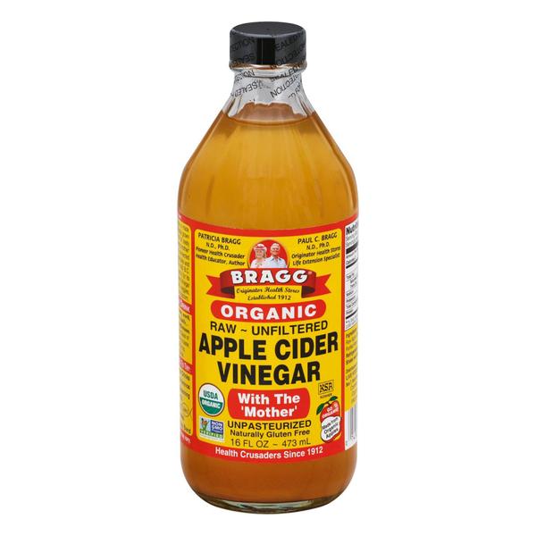 Bragg阿婆有機蘋果醋
