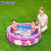 ★樂購王★ bestway 正版授權【 Barbie 芭比 時尚泳池(200L)】泳池 戲水池 芭比【B0555】