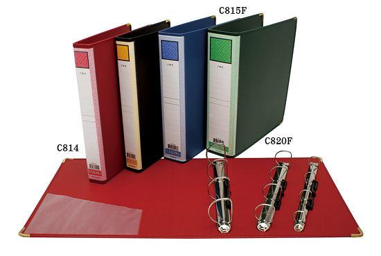 自強牌 C814 四孔D型夾(一打裝)