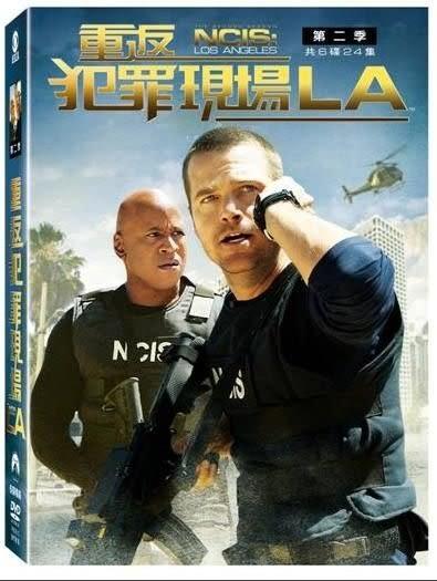 重返犯罪現場LA  第二季 DVD (購潮8)