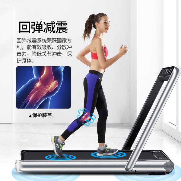 跑步機 多功能走步跑步機家用款小型摺疊超靜音免安裝室內健身器材 夢藝家
