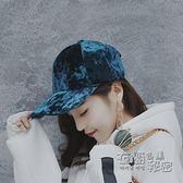 日系絲絨帽子女冬棒球帽男女韓版時尚百搭學生街頭鴨舌帽女秋冬潮 衣櫥秘密