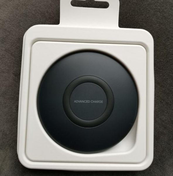 SAMSUNG Galaxy S10專用 第八代 超薄15W QI協議 無線閃充充電板 EP-P1100 無線充/無線充電盤