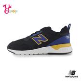 New Balance 515 中大童 成人女款 FRESH FOAM運動鞋慢跑鞋 P8474#黑色◆OSOME奧森鞋業