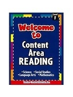 二手書博民逛書店 《Welcome to Content Area Reading F》 R2Y ISBN:0743989759│TeacherCreatedMat.