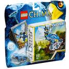 LEGO樂高 Chima系列 巢穴俯衝陣_LG70105