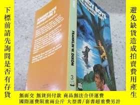 二手書博民逛書店the罕見haunted fort鬧鬼的堡壘Y200392