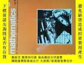 二手書博民逛書店for罕見the learning of mathematics vol 32 num 2 july 2012 數