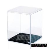 【日本 Kawada 河田】Nanoblock 迷你積木 積木展示盒 NB-038