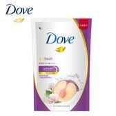 DOVE 多芬舒柔水嫩沐浴乳補充包超值組 650gx4入