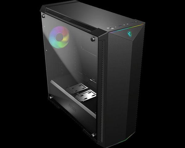 微星 GUNGNIR R7-2700X 水冷RGB GTX1660 TI 強者 1TB SSD 固態