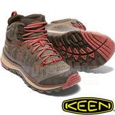 KEEN 1017687深咖/咖 Terradora Mid女戶外防水登山鞋 運動健行鞋/多功能鞋/郊山健走/越野慢跑鞋