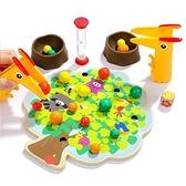芬蘭 Top Bright 小鳥吃果實夾夾樂 桌遊 益智遊戲
