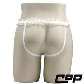 女內褲(COP)F287白-F-無後片