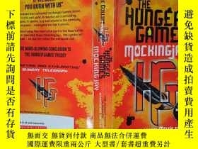 二手書博民逛書店The罕見hunger games mockingjay (詳見