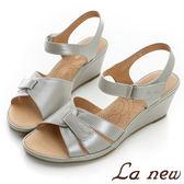 【La new outlet】高曲折涼鞋(女222060780)