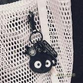 宮崎駿千與千尋龍貓煤炭煤球精靈鑰匙扣女文藝小清新書包掛件飾品「時尚彩虹屋」