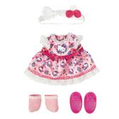 夢幻小美樂配件 x Hello Kitty 凱蒂貓換裝衣服配件組