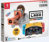 預購2019/4/12 (中文版) NS 任天堂實驗室 LABO Toy-Con 04  Starter Kit套裝