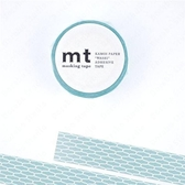 網代・秘色 mt和紙膠帶【KAMOI mt】