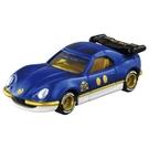 TOMICA 米奇跑車-附鑰匙 DS16135 迪士尼小汽車