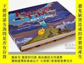 二手書博民逛書店預-售罕見Adventure Time: The Art of