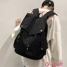 後背包 後背包男潮牌韓版時尚潮流大容量初中生大學生書包女電腦背包休閒 小天使