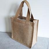 購物袋-帆布可愛創意韓國小清新帆布袋韓版棉麻購物袋 現貨快出