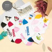 現貨✶正韓直送【K0223】韓國襪子 迪士尼大頭立體耳朵中筒襪 韓妞必備  素色襪 免運 阿華有事嗎
