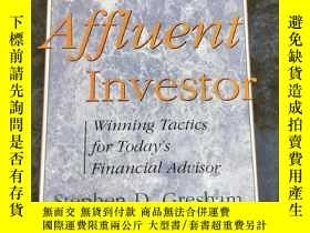 二手書博民逛書店吸引並留住資本雄厚的投資者 Attract罕見and Retain the Affluent Investor