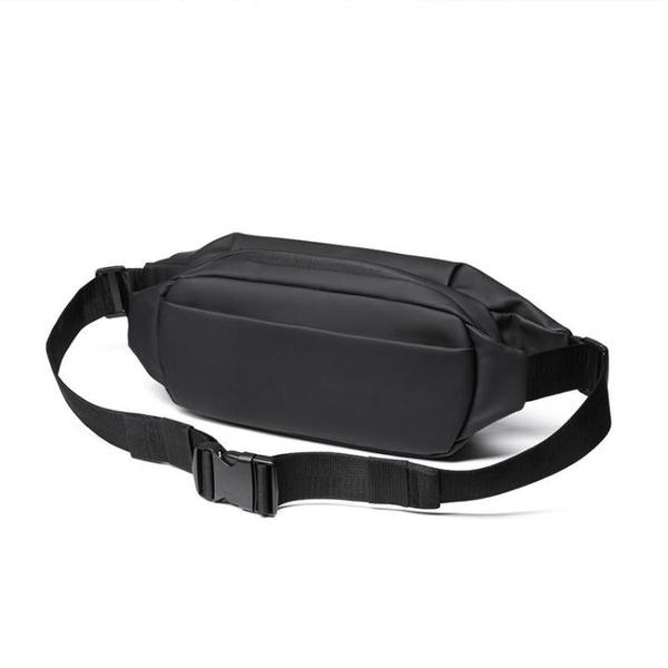 原創新款斜挎包男2021胸包男士運動休閑多功能大容量防水單肩腰包